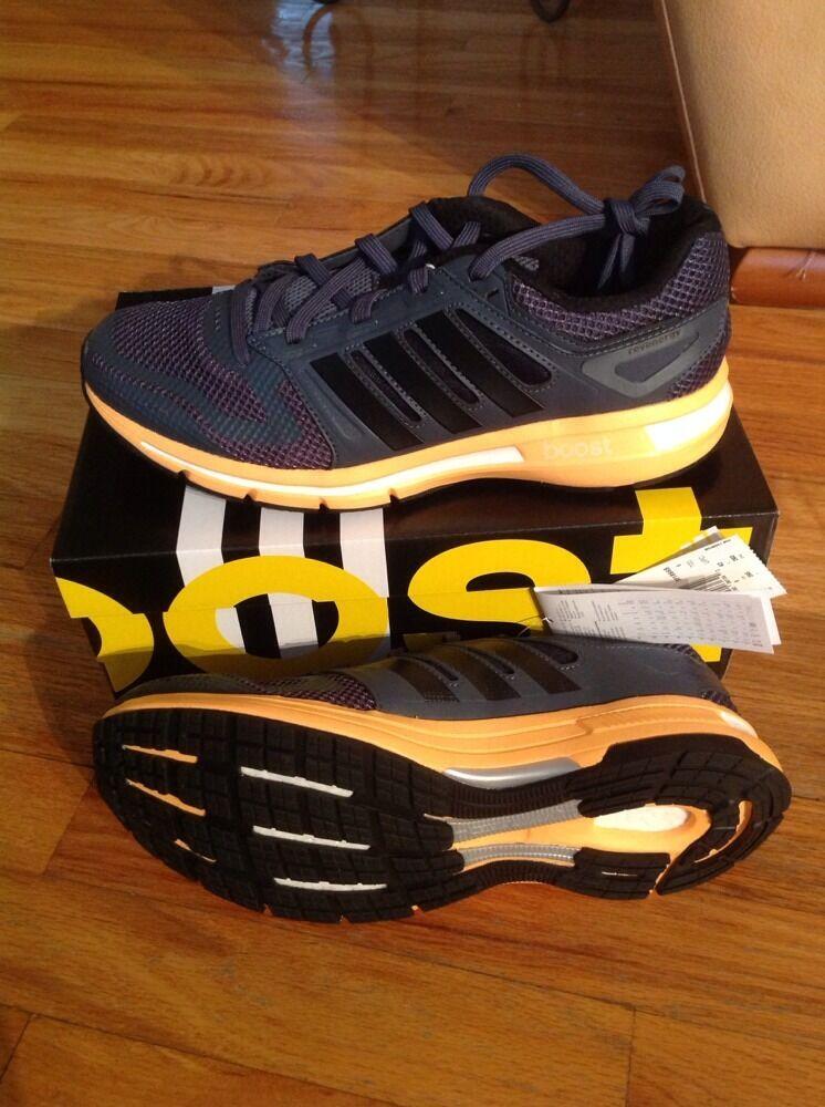 Adidas Revenge Boost Energy Mesh Running Shoes M18665 Size 8.5 $140