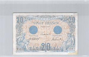 France-20-Francs-Bleu-31-8-1912-W-2530-n-63249556-Pick-68b