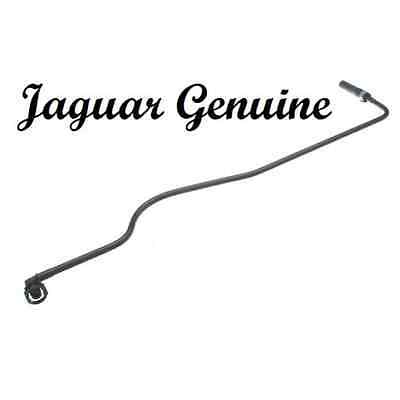 For Jaguar XJ8 Engine Coolant Recovery Tank Hose GENUINE MNC 4582AC