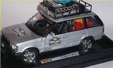 Land Rover Range Rover Experience Safari Silber 2 Generation 1994-2002 1//24 B..