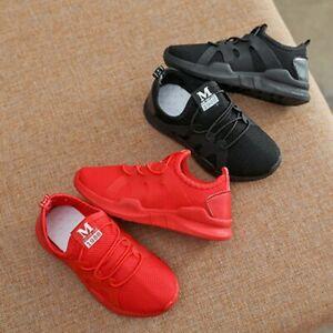 Children-Kids-Baby-Boys-Girls-Sport-Running-Breathable-Mesh-Sneaker-Casual-Shoes