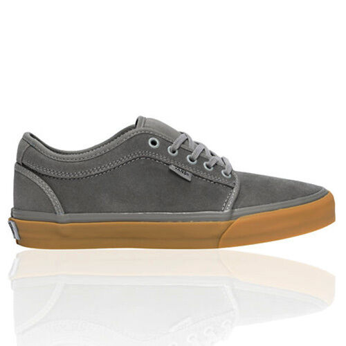 Vans CHUKKA LOW JAMIE HART Charcoal Grey Tan VN-0FJM4MJ (285) Men's shoes
