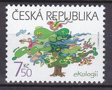 CZECH REPUBLIC 2006 MNH SC# 3318  Ecology