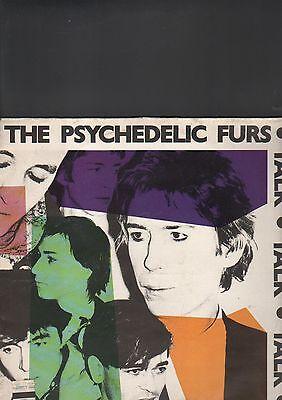 PSYCHEDELIC FURS - talk talk talk LP