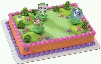 Miraculous New Decopac Littlest Pet Shop 13474 Cake Decoration Kit Plastic Funny Birthday Cards Online Alyptdamsfinfo