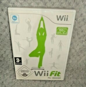 Wii Fit Nintendo Wii Game