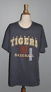 feebe118375 NEW Detroit Tigers MLB Baseball Graphic Tee T-Shirt Mens Sizes M L ...