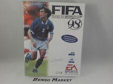 FIFA WORLD CUP 98 1998 PC BIG BOX EDIZIONE CARTONATA ITALIANA NUOVO SIGILLATO