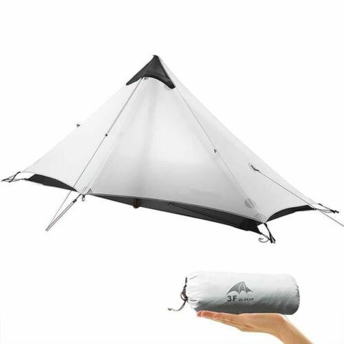 LanShan 2 3F UL GEAR 1-2 Personen For Outdoor Ultraleicht-Campingzelt 3 Season