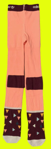 """2 Adidas /""""Tights Girl 2p/"""" Fille Enfants Collants taille 122"""
