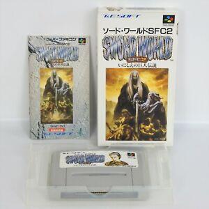 SWORD-WORLD-2-SFC2-Super-Famicom-Nintendo-ccc-sf