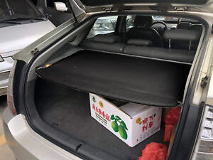 Image Is Loading For 2010 2017 Toyota Prius Black Luggage Cargo