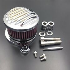 FOR 1991-2015 SPORTSTER  XL HARLEY CHROME SCREAMING EAGLE STYLE AIR CLEANER