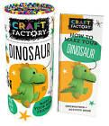 Craft Factory Dinosaur by Parragon Books Ltd (Mixed media product, 2016)