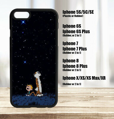 Calvin and hobbes 2 iphone case
