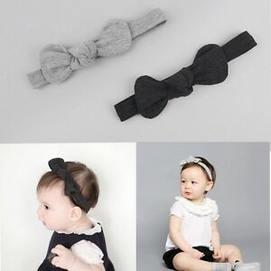 Kids-Girl-Baby-Toddler-Bow-Headband-Hair-Band-Accessories-Headwear-For-Infant