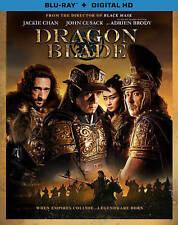Dragon Blade [Blu-ray + Digital HD], Good DVD, Adrien Brody, Sharni Vinson, John