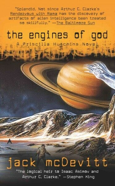 Engines of God, Paperback by McDevitt, Jack, Brand New, Free P&P in the UK