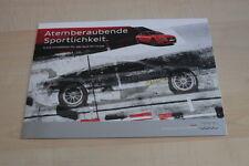 126002) Audi A5 Coupe - S Line competition - Prospekt 04/2013