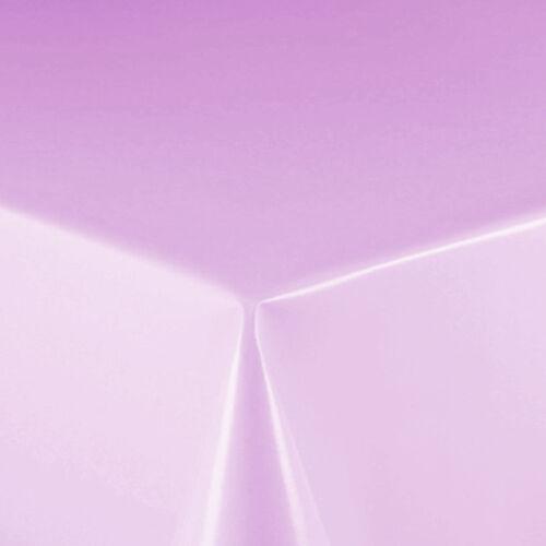 Lackfolie Flieder UNI ca 0,15 mm Tischdecke Größe wählbar auch als Bastelfolie