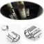 """2/"""" For Mufflers Headers Lap Joint Exhaust Band Clamp Stainless Steel Downpipes"""
