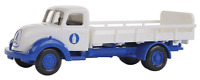 Wiking Ho Scale Magirus Low Side Truck Model | Ships In 1 Business Day | 57001