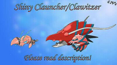 Clawitzer Shiny
