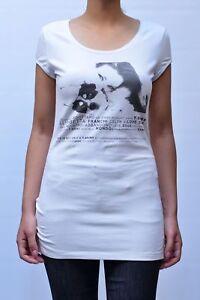 Bianco Donna Блуза Aa Elisabetta Maglia 40 Woman Mis Ma6463063 10 Franchi EwYRqI