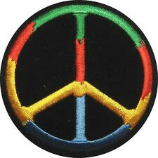 PEACE SIGN AUFBÜGLER / PATCH # 2 EMBROIDERY