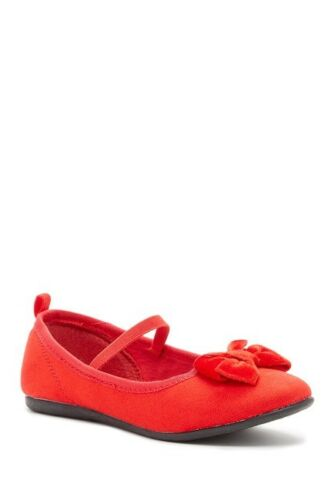 New Toddler Carter/'s Franny Flats Style cf150661 Red 120C hr