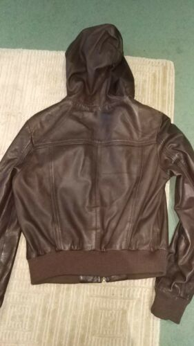 Shop Good Jacket Top Bomber 12 Condition Brown In Size df00qSwx