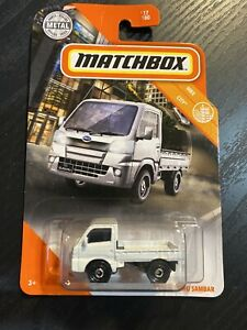 Matchbox 2020-2014 Subaru Sambar 17 MBX City neu in OVP