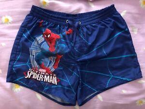 Costume mare boxer bambino spidermann taglia 12 anni - Costumi piscina calzedonia ...