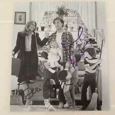 "Michael Keaton & Teri Garr SIGNED Photo ""Mr Mom""  1983 Comedy"