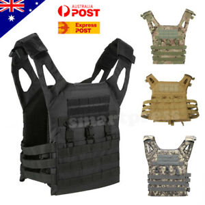 Military-Tactical-Vest-JPC-Airsoft-Molle-Combat-Plate-Carrier-Paintball-Hunting