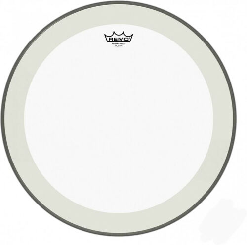 """Remo 20/"""" Powerstroke 4 Clear Bass Drum Head P4-1320-C2"""