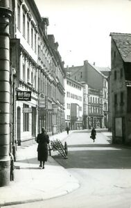 uralte Photo-AK, Karl-Marx-Stadt (Chemnitz), 37 Herrenstraße