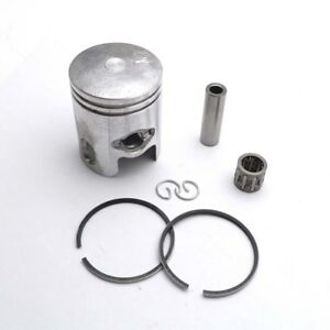 50cc-Piston-Ring-Set-40mm-w-10mm-Pin-for-Jog-Minarelli-Scooter-Moped