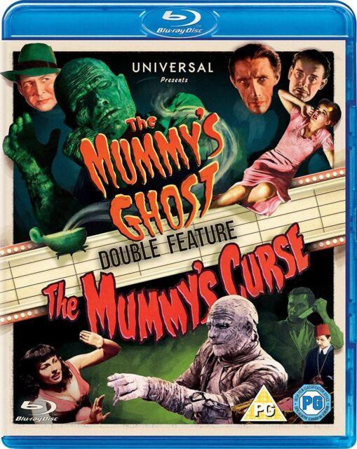 The Mummys Ghost / the mummys Curse BLU-RAY NEW BLU-RAY (8311641)