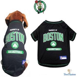 timeless design 6f0b9 0bfe4 Details about NBA Fan Gear BOSTON CELTICS Dog Shirt Tank for Dog Dogs Puppy