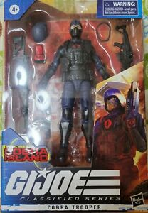 GI Joe Classified Series Cobra Trooper Cobra Island Target Exclusive‼️ NEW! RARE