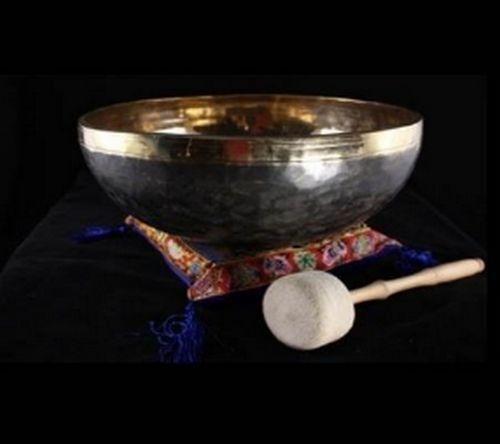 Handgehämmert Ishana Klangschale Universalklangschale 1100 gr. - Nepal  1,1 kg
