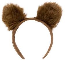 Bären Plüschohren NEU - Karneval Fasching Hut Mütze Kopfbedeckung