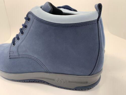 Details about  /Sas Gretchen Navy//LT Blue Boots Women's Size Size US 7 AA406