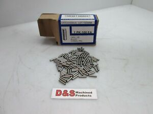 Lot-of-98-Socket-Source-1-8-034-x-1-2-034-Alloy-Dowel-Pin