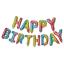 miniature 13 - Joyeux-Anniversaire-Ballons-Banniere-Ballon-Bunting-Party-Decoration-gonflage-decor