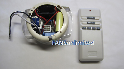 Cp9430r Amp Uc7848t Remote Amp Receiver Set Hunter Ceiling Fan Genuine Ebay