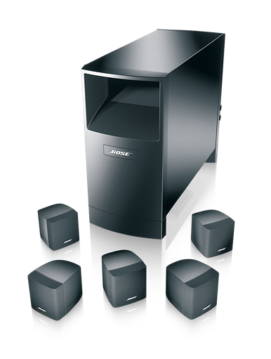 NIB NEW BOSE Acoustimass 6 Series III Home Theater Entertainment Speaker System