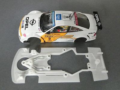 K/007v Kinderrennbahnen Chassis Calibra Dtm Kompatibel Slot.it Kat Racing Ref Spielzeug