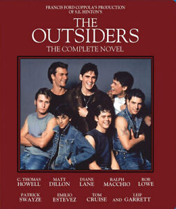 The-Outsiders-1983-The-Complete-Novel-C-Thomas-Howell-BLU-RAY-NEW